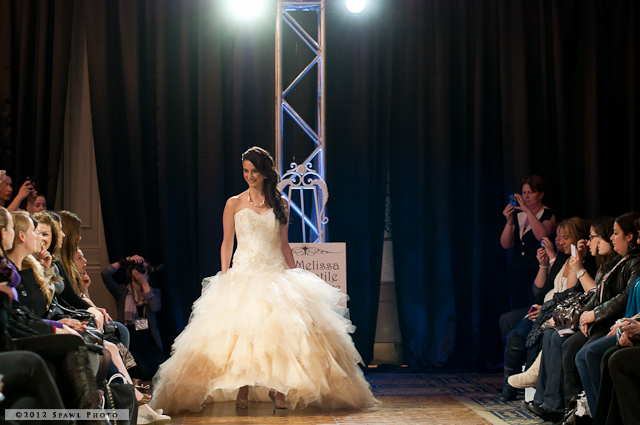 Glamour Bride Show 2012